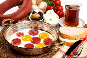 stock-photo-50667136-turkish-sucuk-with-egg